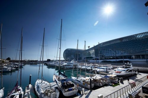 F1 Abu Dhabi GP Live Updates - Friday practice