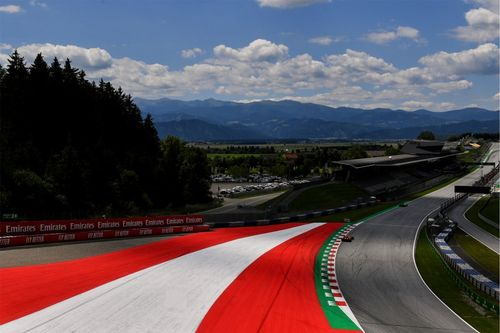 F1 Styrian GP Live Updates - Friday practice