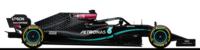 Mercedes F1 W11 EQ Power +