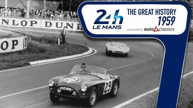 24 Hours of Le Mans - 1959