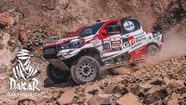Dakar Rally: Day 7 highlights - Cars & SXS