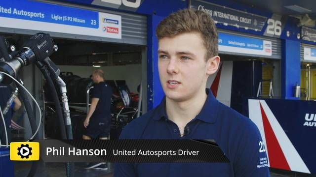 Phil Hanson on stepping up to the WEC in 2019