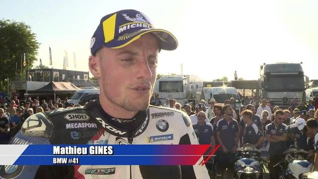 Mathieu Gines, Champion de France Superbike 2019 !