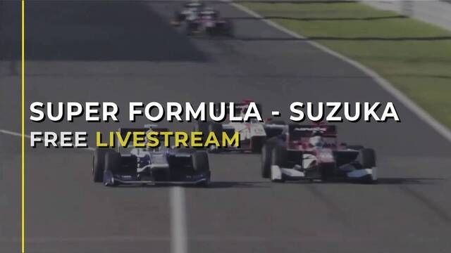 Super Formula returns to Motorsport.tv for its season finale!