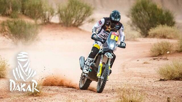 Dakar 2021: Stage 10 Highlights - Bikes and Quads
