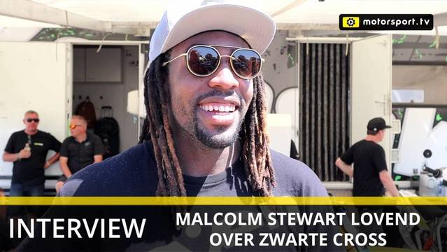 Zwarte Cross: Interview Malcolm Stewart