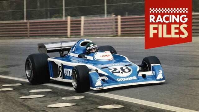 Annals of French Motorsport: Ligier and Jacques Laffite