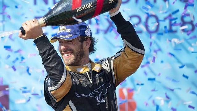 Formula E Off the Grid - Jean Eric Vergne