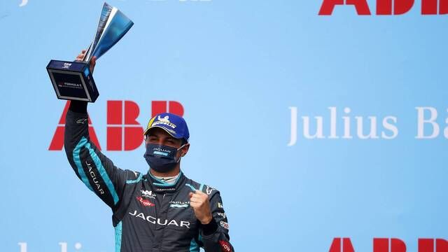 Jaguar Racing | Round 3 - Rome E-Prix Highlights