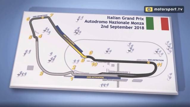 Monza: since 1922, the circuit of circuits