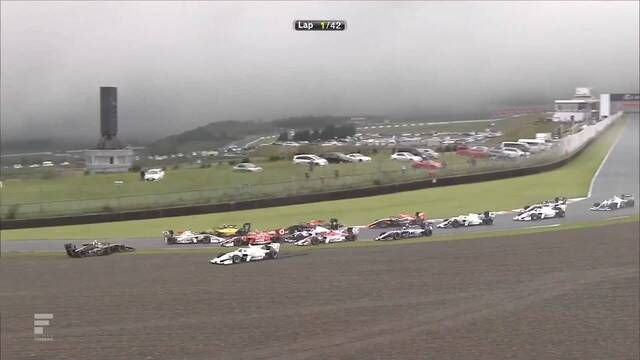 Super Formula: Autopolis - Race Highlights