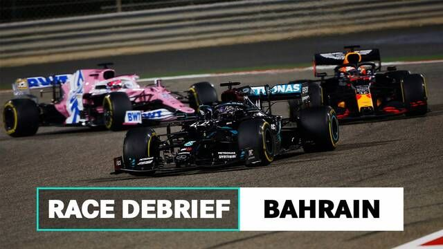 Unusual Pit Stops, Slow Starts & More | 2020 Bahrain GP F1 Race Debrief