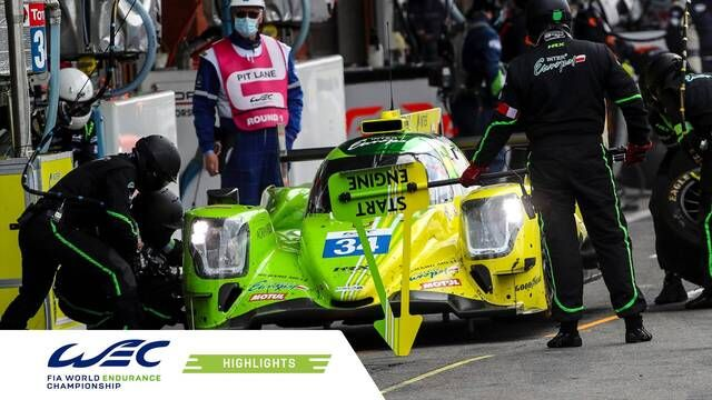 WEC: 6 Hours of Spa - Best images
