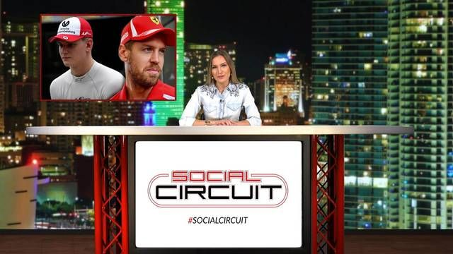 Social Circuit #011 - Race of Champions Mexico Edition