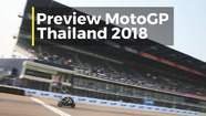 Preview MotoGP Thailand 2018