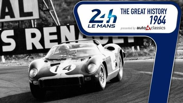 24 Hours of Le Mans - 1964