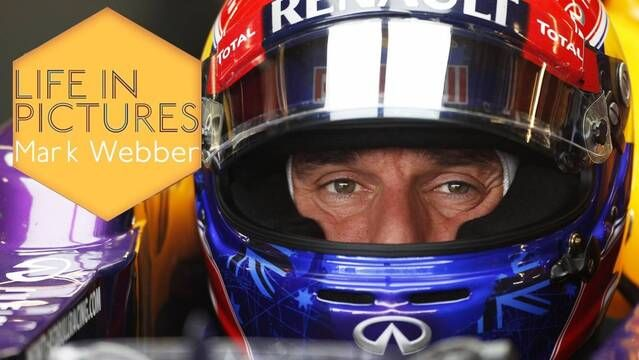 Life in Pictures: Mark Webber