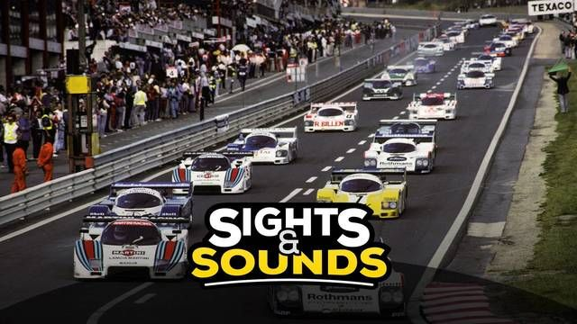 Sights & Sounds : Jacky Ickx à Spa-Francorchamps en 1985