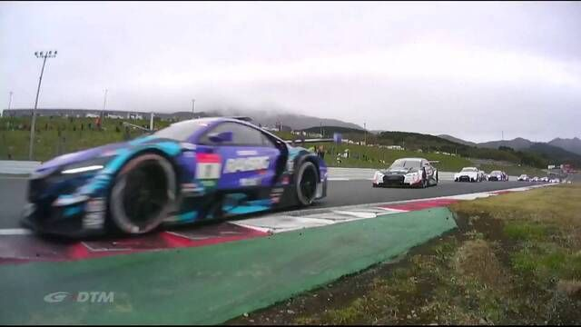 SUPER GT x DTM Dream Race: race 1 highlights
