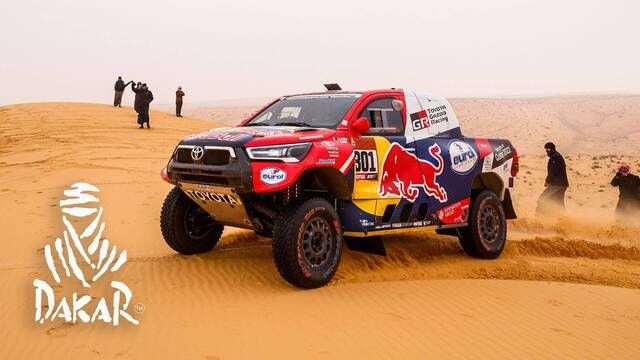 Dakar 2021: Stage 7 Highlights - Cars