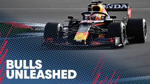 Red Bull Racing na torze Silverstone