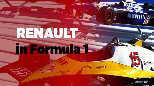Grand Prix Greats – Renault in F1