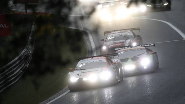 Spa 24 Hours: Rast and Goodwin collide