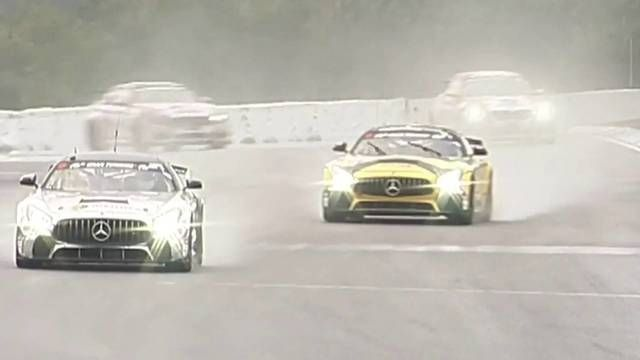 VLN Round 6: Struggling for grip
