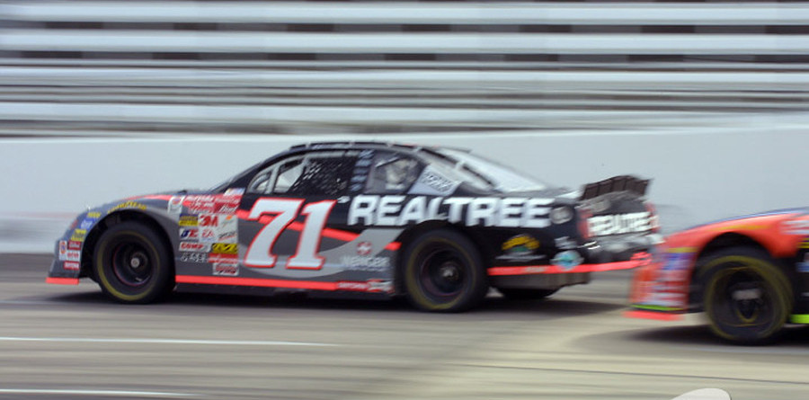Dave Marcis eyes final Winston Cup start in Daytona