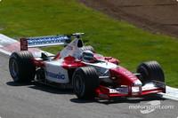 Quiet start in Spanish GP third practice