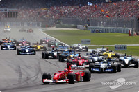 Schumacher savours German win