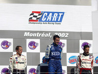 CHAMPCAR/CART: Franchitti wins Montreal after da Matta muffs pit strategy