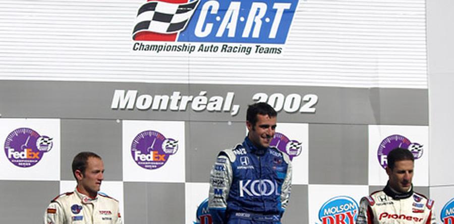 CHAMPCAR/CART: Franchitti wins Montreal after da Matta muffs pit strategy