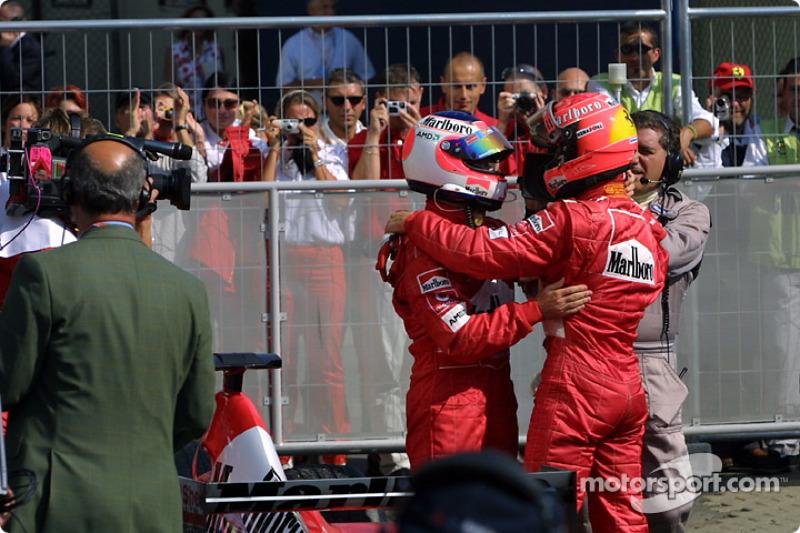 Monza a dream result for Schumacher