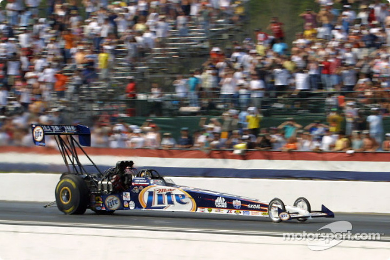 Larry Dixon - Top Fuel Champion interview