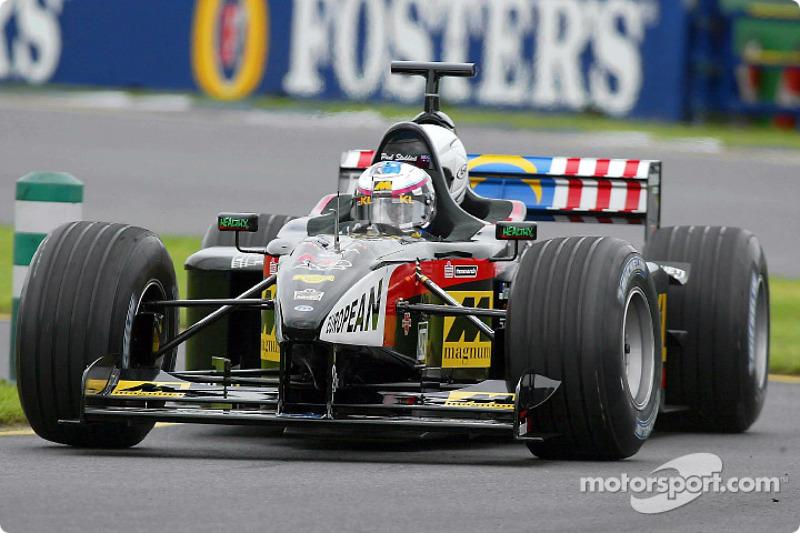 Minardi announce Cosworth engine deal