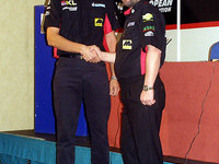 Wilson to race for Minardi in 2003