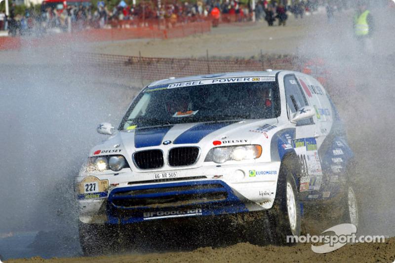 Dakar: BMW stage three report