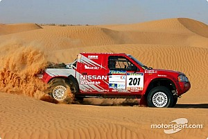 Dakar Dakar: Nissan stage five report