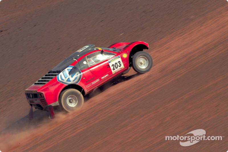 Dakar: Volkswagen stage seven report