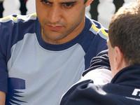 Montoya doubts Michael's Brazil chances