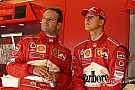 Barrichello not worried about contract