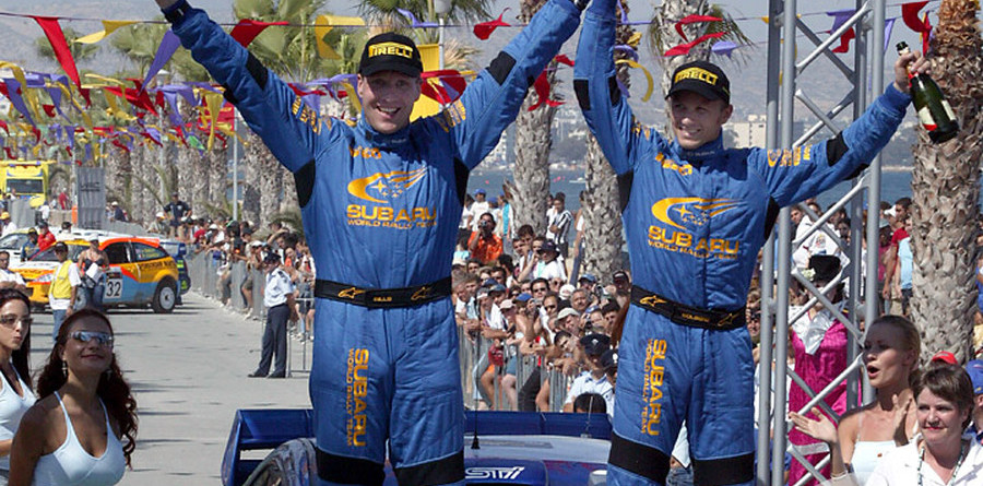 Solberg glides on final day for Cyprus victory