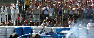 IndyCar CHAMPCAR/CART: Tracy runs away with Vancouver victory