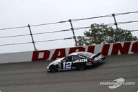 Newman on pole at