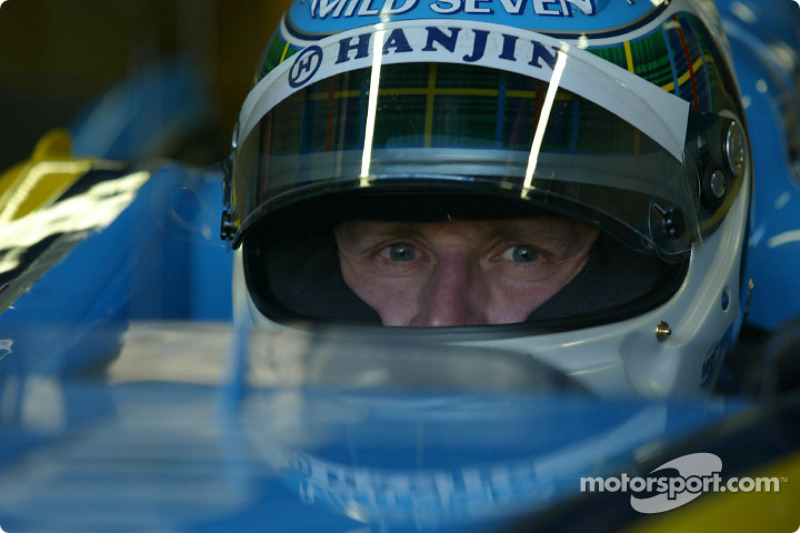 Driving Monza with McNish
