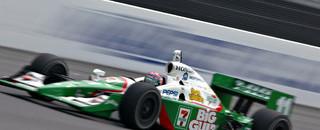 IndyCar IRL: Kanaan tops Fontana times