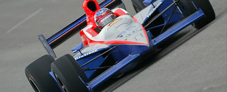 IndyCar IRL: Hornish fast, Scheckter moves to Panther in 2004