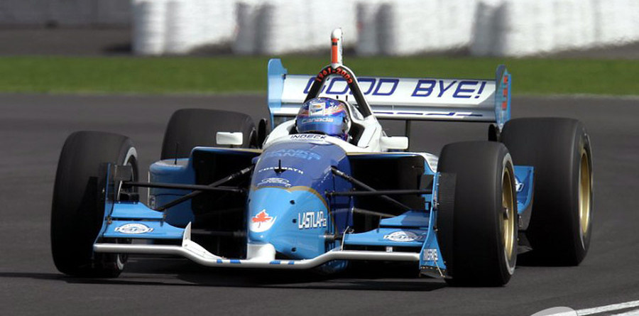 CHAMPCAR/CART: Paul Tracy wins Mexico City, Bourdais is top rookie
