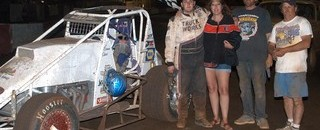 USAC SWS: Ronnie Clark wins Hawaii's first ever USAC race
